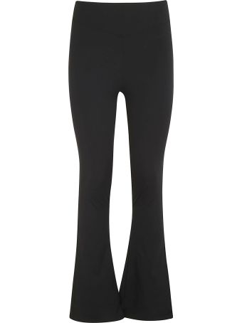 Sapopa Cropped Flared Trousers