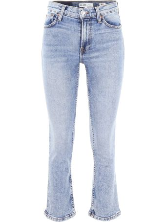 RE/DONE Kick Flare Jeans