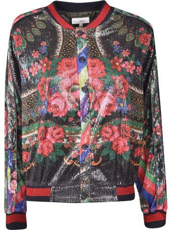 Pierre-Louis Mascia Pierre Louis Mascia Floral Print Jacket