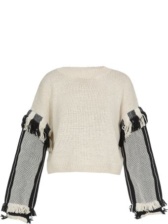 3.1 Phillip Lim Sweater With Fringes