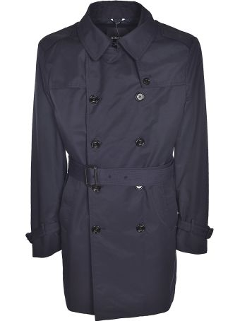 Allegri Buttoned Trench