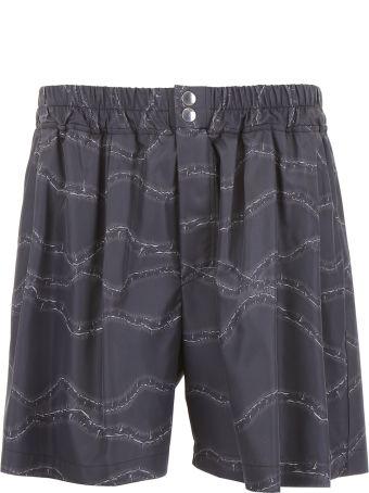 M1992 Printed Swim Shorts