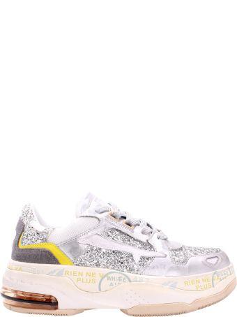 Premiata Draked Sizey 020 Leather Sneakers