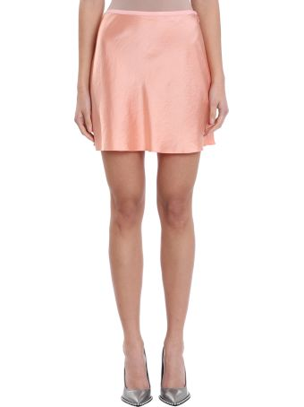 T by Alexander Wang Woven Pull On Skirt