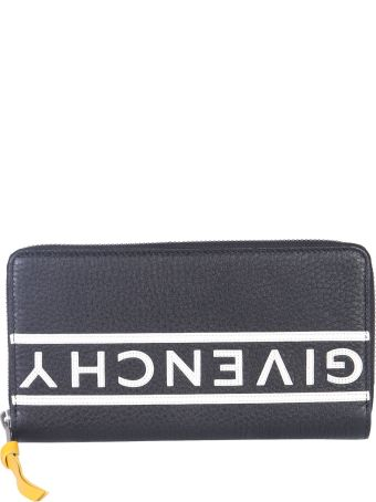 Givenchy Long Leather Wallet