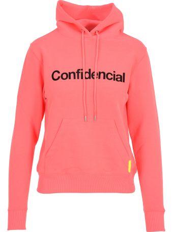 Marcelo Burlon Confidencial Label Hoodie