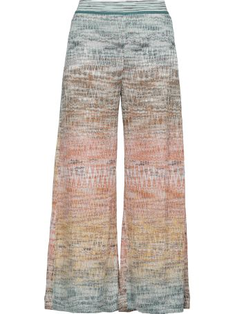 Missoni Knitted Pants