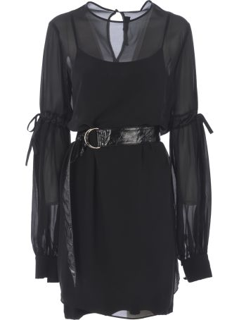 Federica Tosi Belted Dress