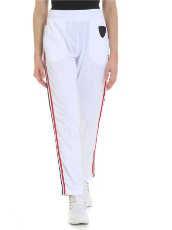 Rossignol Logo White Trousers