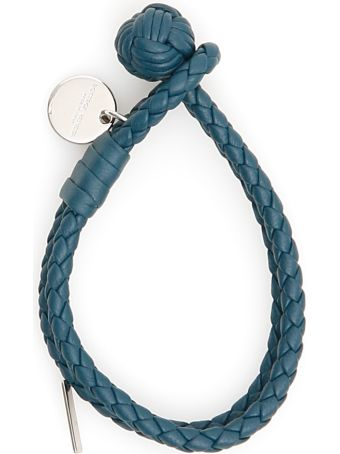 Bottega Veneta Unisex Woven Nappa Bracelet
