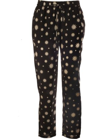 RED Valentino Coulisse Stars Shadows With Elastic On The Waist