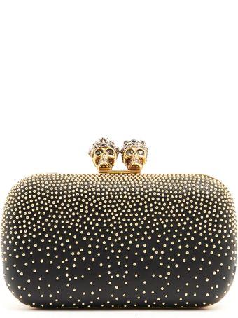 Alexander McQueen 'skull Four Ring' Bag