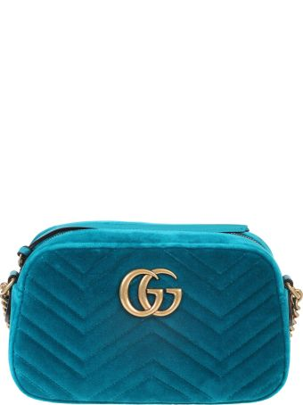 Gucci small shoulder bag GG Marmont
