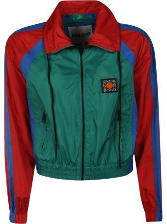 Kenzo Zip-up Jacket