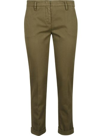 Aspesi Cropped Tailored Trousers