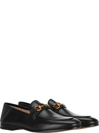 Gucci Loafer With Web