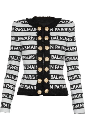 Balmain Cotton Jacket