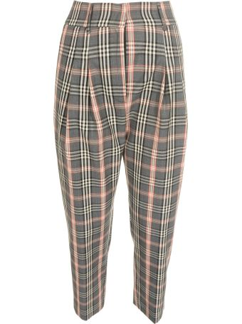 Jucca Checked Trousers