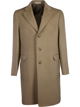 Boglioli Single Breasted Coat