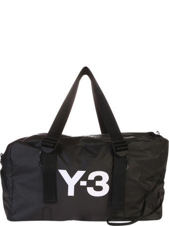 Y-3 Branded Duffle Bag