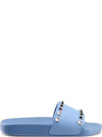 Valentino Garavani Studded Sliders