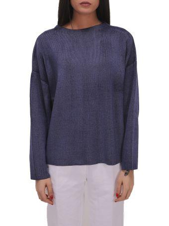 Massimo Alba Blue Tiara Sweater