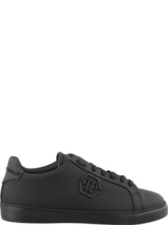 Philipp Plein Statement Low Top Sneakers