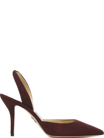 Paul Andrew Sling Back Pumps