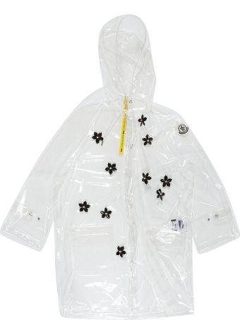 Moncler Genius Moncler Rocha Vinyl Raincoat
