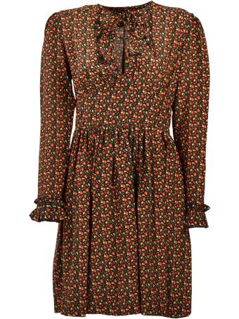 A.P.C. Fruit Print Dress