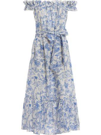 Tory Burch Off-shoulder Summer Dress