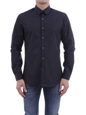 Vangher Blue Shirt