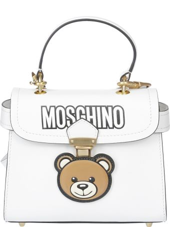 Moschino Bear Patch Tote