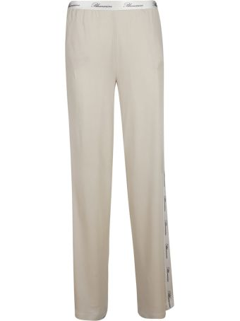 Blumarine Loose Fit Trousers
