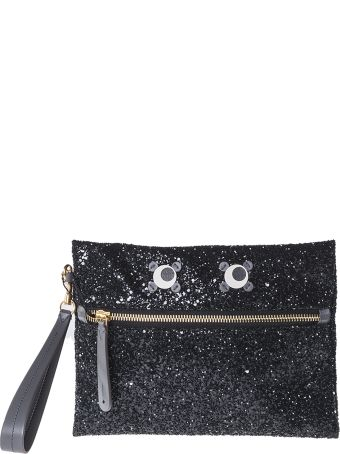 Anya Hindmarch Circulus Eyes Clutch