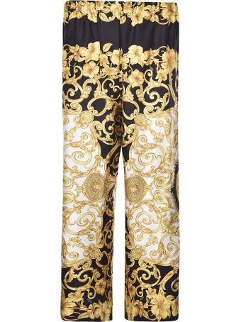 Versace Printed Trousers