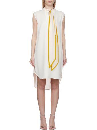 Givenchy Tie-neck Dress