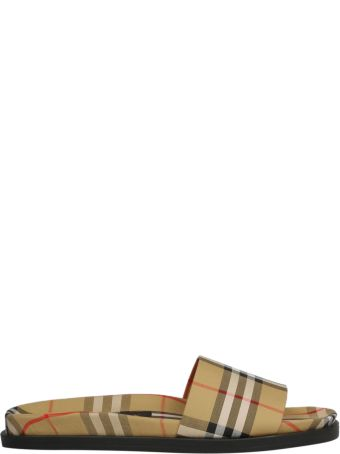 Burberry Vintage Checked Sliders