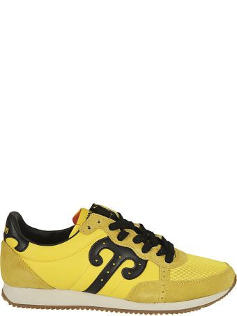 Wushu Ruyi Wushu Tiantan Lace-up Sneakers