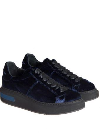Manuel Barcelò Velvet Sneaker
