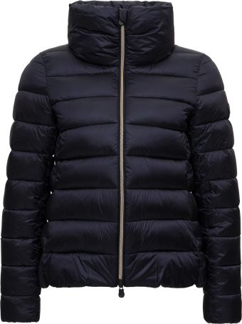 Save the Duck High Neck Down Jacket