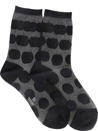Y's Patterned Socks