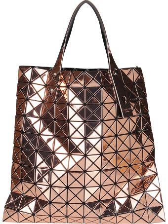 Bao Bao Issey Miyake Bronze Platinum Bag