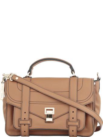 Proenza Schouler Leather Satchel
