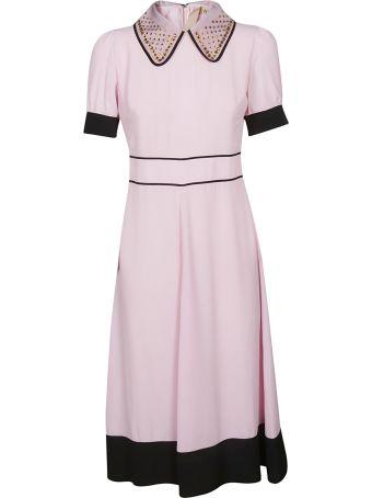 N.21 Studded Collar Dress