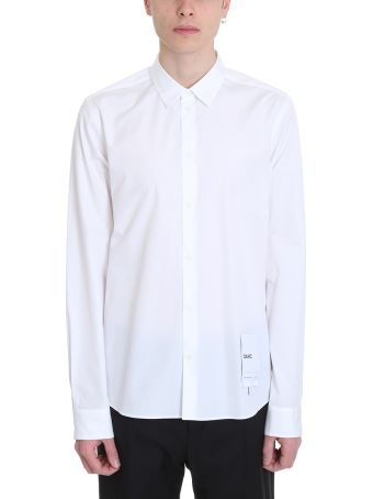 OAMC Cesar White Cotton Shirt