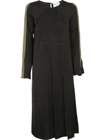 SEMICOUTURE Stripe Detail Dress