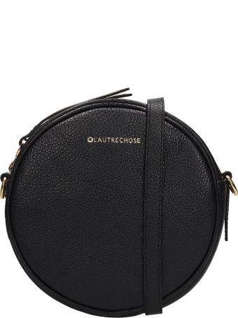 L'Autre Chose Round Shoulder Bag