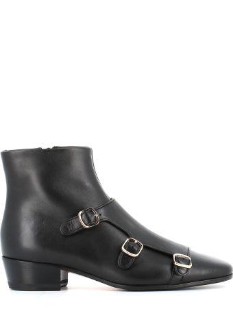 Santoni Ankle- Boots