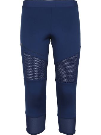 Adidas Perforated Cropped Leggings